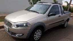 Fiat Strada 2009 trekking estendida completa - 2009