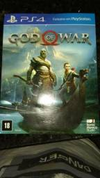 Jogo PS4 - God of War
