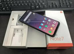 V/t Xiaomi note 7 64gb black zerado