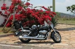 Vendo: Shadow 750 cc Honda - 2007