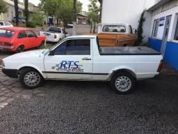 VW Saveiro 1.6 1986 a diesel - 1986