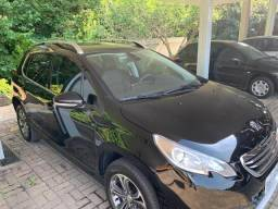 Peugeot 2008 Griffe Preto 2017 - R$5.000 Abaixo FIPE - 2017