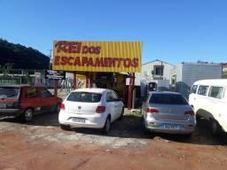 Loja de Escapamentos/ Vendo comércio