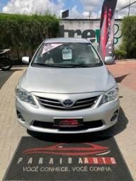 Toyota Corolla gli 2012 completo (Paraiba Auto) - 2012