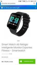 Relogio smart bracelete A6