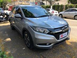 Honda hr-v ex baixa km - 2017