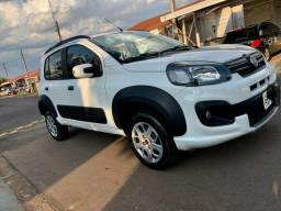Fiat uno way 1.0 firefly completo - 2017