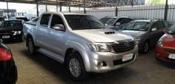 TOYOTA HILUX 2012/2013 3.0 SRV TOP 4X4 CD 16V TURBO INTERCOOLER DIESEL 4P AUTOMÁTICO - 2013
