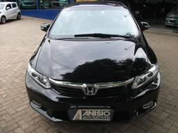 HONDA Civic 2.0 16V 4P FLEX LXR AUTOMÁTICO