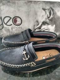 Sapato novo infantil