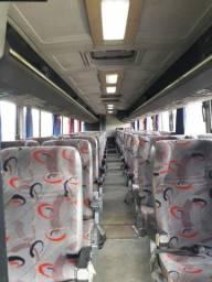 Ônibus busscar com ar 98 50 lugares