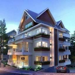 Apartamento com 3 dormitórios à venda, 92 m² por R$ 1.510.000,00 - Centro - Gramado/RS