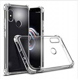 Capa Case Transparente Motorola