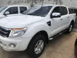 Vendo Ford Range XLT automático - 2015