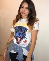T-shirt Panthers Champions