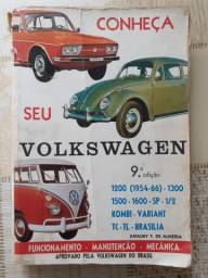 Livro Conheça seu Volkswagen VW
