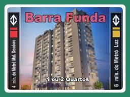 Barra funda,apartamento 2 Quartos com varanda