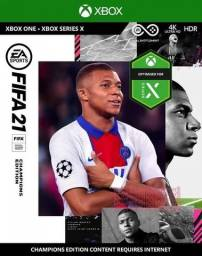 Fifa 21 Edição dos Campeões Xbox One / Xbox Series S/X