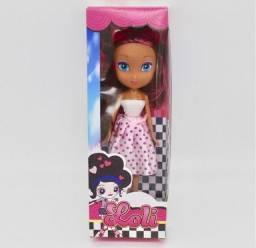 Brinquedo boneca LoLi