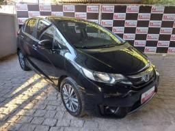 Honda/Fit EX 1.5 Preto 2014/2015 super conservado