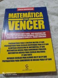 Livro matemática para vencer