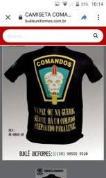 CAMISETA COMANDOS E.B.