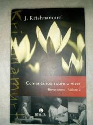 Comentários sobre o viver - volume 3/J. Krisnamurti