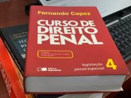 Curso de Direito Penal (Legislação Especial 4) - Fernando Capez