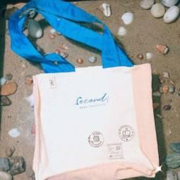 Ecobag / bolsa ecológica e para praia.