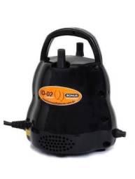 Inflador de balao / compressor de ar  bico duplo - Novo