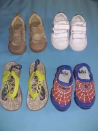 Vende-se calçados infantil