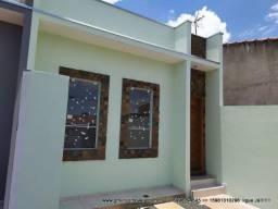 Casa térrea 1 dormitório acabamento de primeira em Tatuí-SP Confira !!!