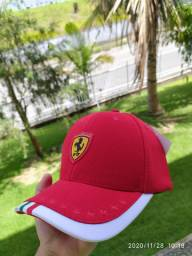Bonés Novos modelos   Puma Ferrari
