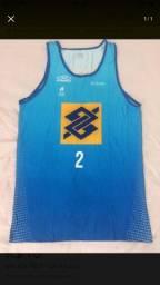 Camisa vôlei de praia (circuito brasileiro). GG