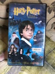 Fita VHS do Harry Potter