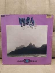 LP Vinil Zero com encarte