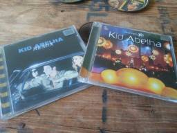 2 Cds Kid Abelha Acústico MTV e Remix