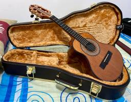 Cavaco Jacarandá (tampo Cedro) LC Luthier