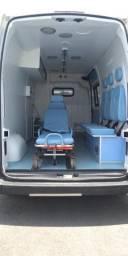 Ambulância Master Vitre