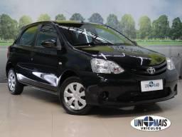 Toyota Etios hatch 2014 1.5 Xs Completo Baixa Kilometragem Apenas 33.900 Financia/Troca Lc