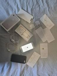 IPhone 7 128gb Com A Caixa, Acessórios , Película E Capinha