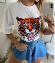 Blusa T-shirt Tiggers