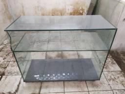 Balcão de loja vidro