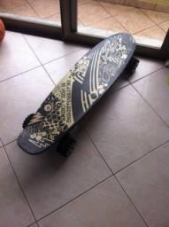 Skate eletrico 600w praticamente novo