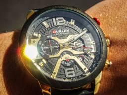 Relógios masculinos CURREN - 5 relógios