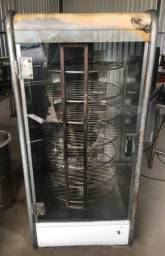 Máquina de Assar Frango Giratório Industrial R$1.700