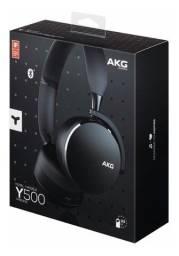 Fone Estéreo Bluetooth On Ear Akg Y500 - Preto