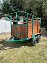 Reboque trailer