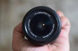 Lente AF-S Nikon 18-55mm