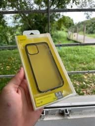 Capa Baseus Shining iPhone 12 Mini (5,4 ) Anti Choque
